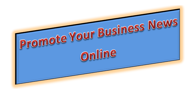 Promote Your Business News Online