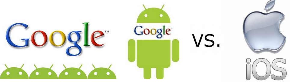Google's Android vs Apple's iOS Comparison Review