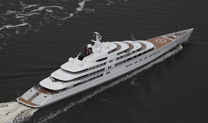 Azzam – $650 million