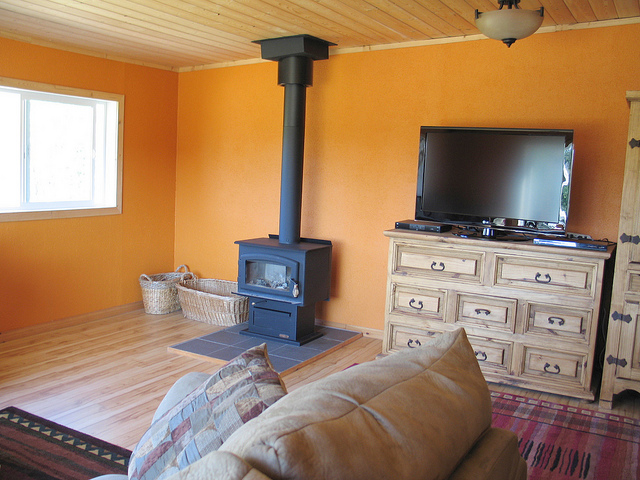 Living room by Christina Martin