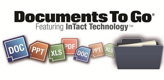Documents to Go 3.0 Main App