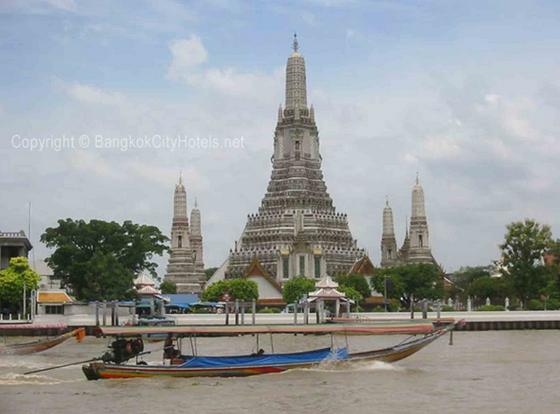 Temple of Dawn- Wat Arun