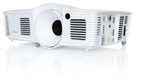 Optoma HD26 1080p 3D DLP